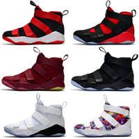 Alta qualità Nuova Limited Edition Designer Soldiers 11 Mens Basketball Shoes Uomo Chameleon XI Soldier 11s Sport Training Sneakers