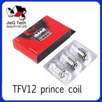 2018 TFV12 Prince Coil Head Vape Core Replacement Q4 X6 T10 ...