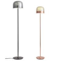 현대 LED 플로어 램프 데스크 라이트 장식품 플로어 라이트 거실 독서 쉐이크 핑크 유리 아트 호텔 조명 F027