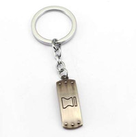 9 أسلوب ناروتو المفاتيح أنيمي مفتاح سلسلة قلادة الاكاتسوكي قبعة حامل حلقة رئيسية قلادة مجوهرات chaveiro تذكارية