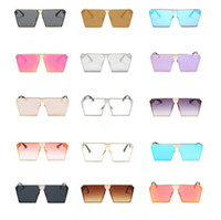 21 Colors Lady Polarized Sunglasses Stylish New Square Glass...
