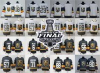 2018 2019 Stanley Cup Vegas Golden Knights 29 Marc-Andre Fleury Clayton Stoner 6 Colin Miller 80 Wong 81 Jonathan Marchessault 18 James Neal