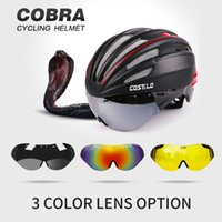 Costelo Cycling Helmet MTB Mountain Road Bike Helmet Bicycle...
