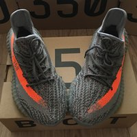 Newest Colors SPLY Boost 350 V2 Frozen Yellow Beluga 2. 0 Bre...