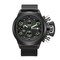 Relogio personality Sports Quartz Watches for Man Luminous S...