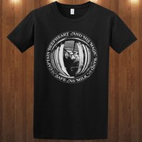 Captain Beefheart and his magic band tee singer musician T- s...