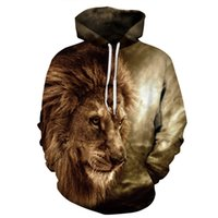 Youthcare Hoodie for Men and Women 3D Lions printed Designer...