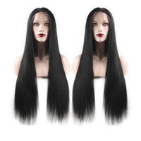 8A Grade Lace Front Human Hair Wigs Pre Plucked Straight Ful...