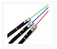 SZQY 5mW haute puissance vert bleu rouge stylo pointeur laser 532NM-405NM faisceau visible lumière puissante Lazer livraison gratuite