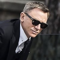 Square Sunglasses Men Women James Bond Classic Fashion Cool ...
