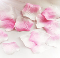 2000pc Silk Flowers Wedding Flowers Cheap Rose Petals 2000pc...