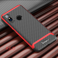 iPaky Xiaomi 6X Bumblebee Case Mi 6X Back Cover PC+ TPU 2 In ...