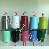 Double walled 9oz wine glasses Vacuum Insulated mug Stainles...