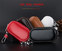 Fashion High Quality Genuine Leather Car Key Covers Key Wall...