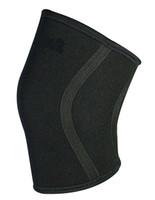 Support de genou Crossfit Games 7mm - X-Small - Noir Développez votre mouvement + Cross Training Potential Knee Sleeve