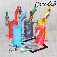 Thermal Banger Nagel Glas Bubble Carb Cap P Banger Quarz Banger Nails Silikon Tupfer Öl Wasserpfeifen Wachs Tupfer Werkzeug Silikon Tupfer Matten
