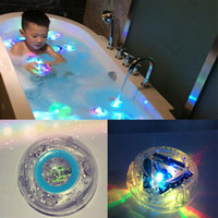 CTDSGW000364 Baby Kids Lovely Toy Transparent Round Bath LED...