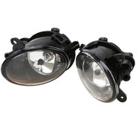 Delantero derechoLEFT parachoques halógeno niebla luz de conducción lámpara para 05-08 Audi A6 S6 C6 Allroad Quattro S8