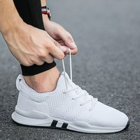 Weweya Running Shoes for Man Black White Sport Shoes Men Sne...