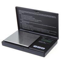 100g * 0.01g Mini Bilance digitali Bilancia pesapersone LCD Bilancia elettronica da tasca Gioielli di precisione Diamante d'oro Peso Bilance