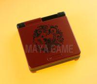 استبدال الإصدار المحدود من شل الإسكان بالكامل لـ Gameboy Advance SP لـ GBA SP Game Cover Case