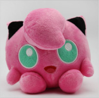 2018 New 12cm Jigglypuff Plush Peluche Toys Stuffed Soft Ani...
