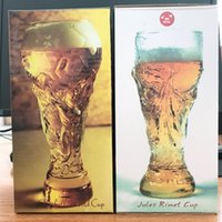 Lot2pcs 350ML & 450ML FIFA Beer Drinkware World Trophy Socce...
