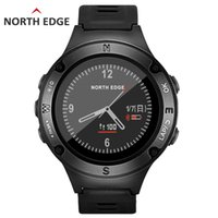 NORTH EDGE Men' s GPS Sports watch Digital watches Water...