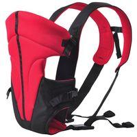 Nueva llegada clásica duradera 0-2 años transpirable multiusos de ventilación portátil de hebilla ajustable palo de la mochila portadora de bebé