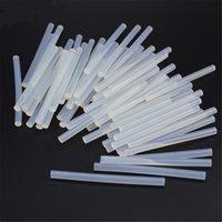 60pcs / 7mm bâtons de colle thermofusibles pour outils de réparation d'album de bricolage pistolet à colle électrique pour les accessoires d'alliage DIY