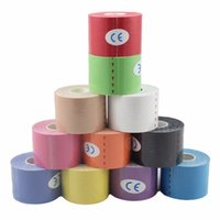 5cm x 5m Sports Kinesiology Tape Kinesio Roll Cotton Elastic...