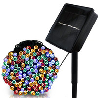Solar lamp series 200led Christmas Day decorating Solar Lamp...