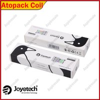 Joyetech ATOPACK JVIC Coil Head 0.25ohm DL 0.6ohm 1.2ohm MTL KAL Head Wrap by Ceramic Cradle Evaporator for Atopack Penguin