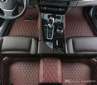 Hohe Qualität Auto Fußmatten für Mercedes Benz C E GLK GLC ML GLE Klasse X204 X205 W164 W166 W204 W205 W211 W212 W213 hochwertige Teppich ru