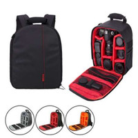 Neue Polyester Material Outdoor Kamera Rucksack SLR Kamera Fall Coloful Wasserdichte multifunktionale Digitale DSLR Kamera Video Tasche