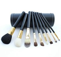 Neue MC Brands Barrel Verpackung Make-up Pinsel Kit MAKEUP Marken 9er Pinsel Set mit Spiegel vs Meerjungfrau
