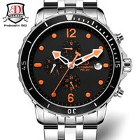 Mens Watches Top BINKADA Brand Luxury Mechanical Watches Sap...