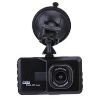 Высокое качество Вождение автомобиля Recorder 3,0-дюймовый экран 120 градусов объектив с 6-слойной стеклянный объектив Смарт тире камеры автомобиля рекордер DVR автомобиля