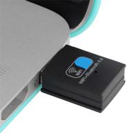 Freeshipping 1 قطعة بلوتوث 4.0 150Mbps البسيطة لاسلكي USB WI-FI محول LAN WIFI شبكة بطاقة الجملة مخزن