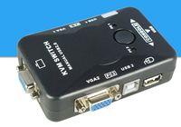VGA USB KVM Switch Host Sharer Desktop Switchbox