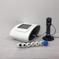 Neueste extrakorporale Stoßwellenphysiotherapie für erektile Dysfunktion medizinische elektromagnetische Schockwelle Physikalisches Gerät mit CE