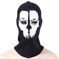 Acampar al aire libre Senderismo Cráneo Patrón Ciclismo Máscara a prueba de viento a prueba de polvo Antipolvo ya prueba de viento, puede protegerlo de la frialdad y el polvo