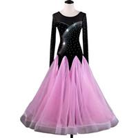 볼룸 댄스 공모전 드레스 댄스 드레스 댄스 Tango Waltz Dress Flamenco D263-