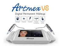 Tatouage machine à sourcils 2018 Intelligent Artmex V8 Tatouage Machine de Maquillage Permanent Écran Tactile 2 stylos PMU pour spa
