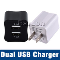High Quality 2 Ports US Plug Charger Fast Charging Dual USB ...