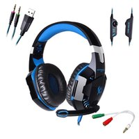 Computer Stereo Gaming Headphones Kotion EACH G2000 Best cas...