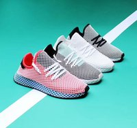 2018 Chaussures Deerupt Runner Pharrell Williams III Stan Smith Tenis Zapatillas de deporte Zapatillas deportivas Mans Mujeres Zapatillas Runners Zapatos