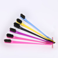 Beauty Double Sided Edge Control Hair Comb Hair Styling tool...