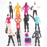 Fortnite Action Figures Game 12- Pc 8. 5- 11. 5 cm PVC Collectab...