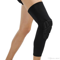 New Arrive Compression Leg Warmers Knee Pads Sports Sleeves ...